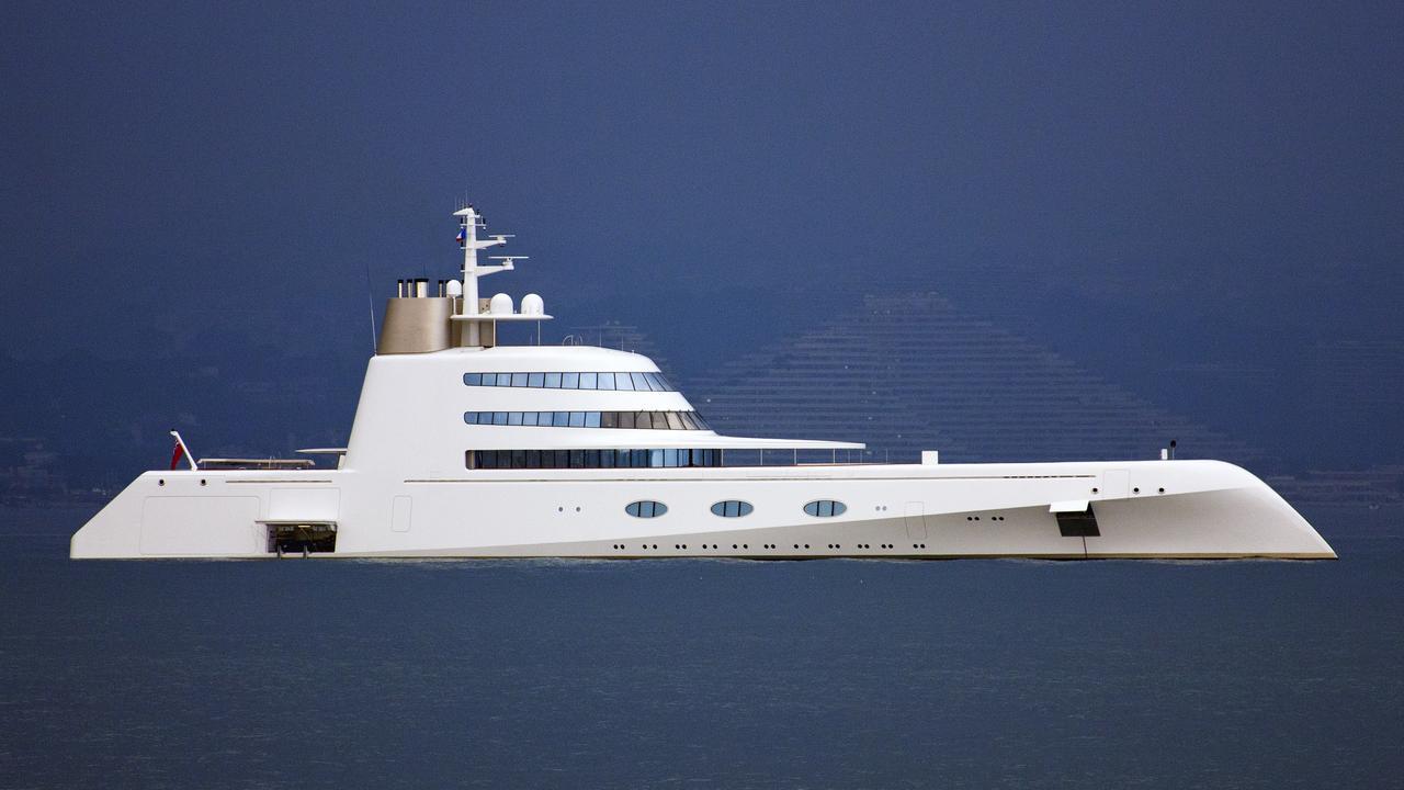 A Yacht Was SF99 Boat International