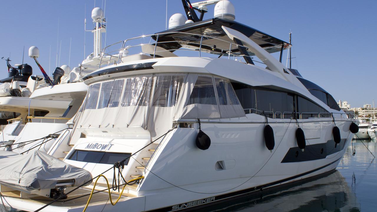 MIBOWT Yacht Sunseeker Boat International