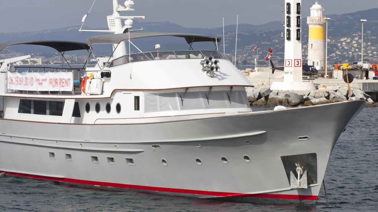 MOJITO Yacht Was GRAY MIST II Boat International
