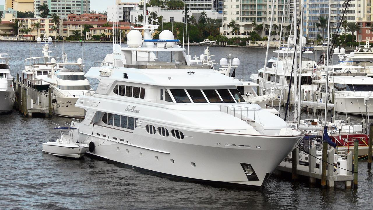 SUN CHASER Yacht Was RICHMOND LADY Boat International