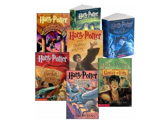 Скачать Гарри Поттер Все Книги Бесплатно - fileblast