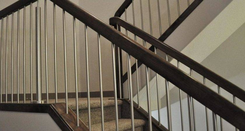 Staircase Railing Designs Your Home Homes Decor | Staircase Railing Designs For Your Home | Contemporary | Extraordinary | Country Home Interior | Eye Catching | Covered