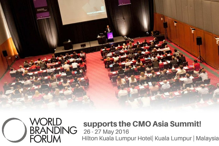 CMO Asia Summit 2016