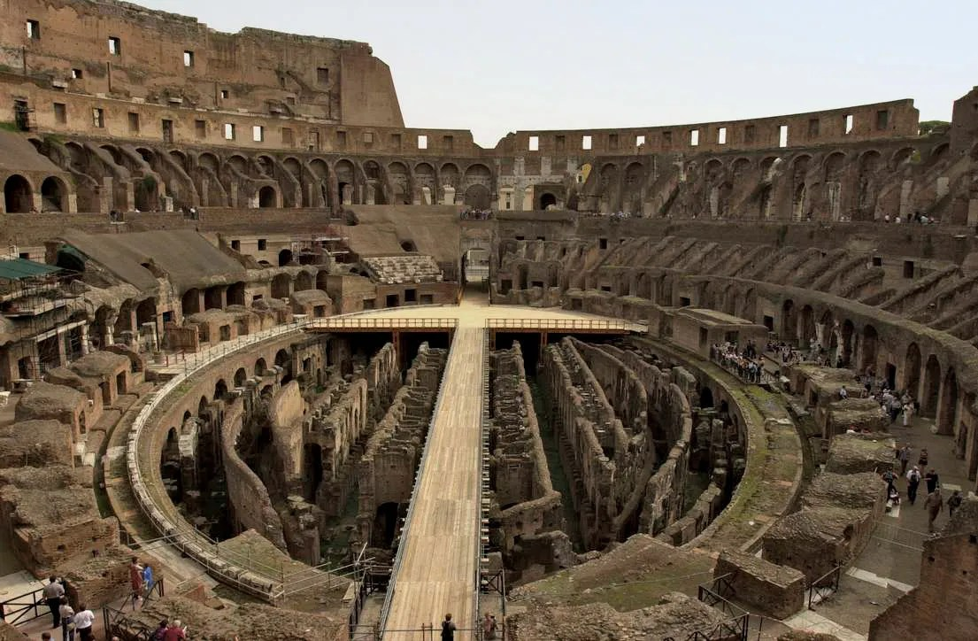 Colosseum | Definition, Characteristics, History, & Facts | Britannica