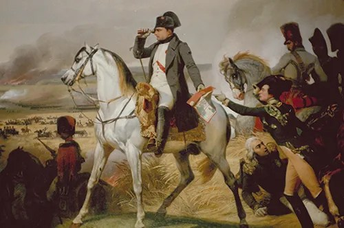 Image result for 1813 – Napoleon Bonaparte leads his French troops into the Battle of Bautzen in Saxony, Germany, against the combined armies of Russia and Prussia. The battle ends the next day with a French victory