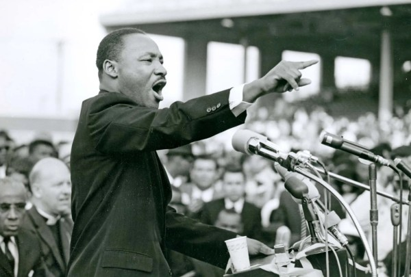 martin luther king # 17