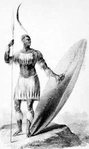Image result for shaka zulu