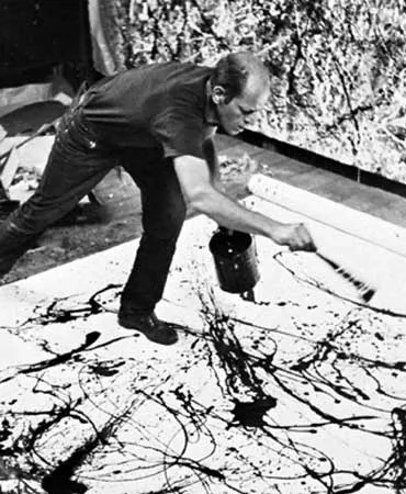 Image result for artist pollock period