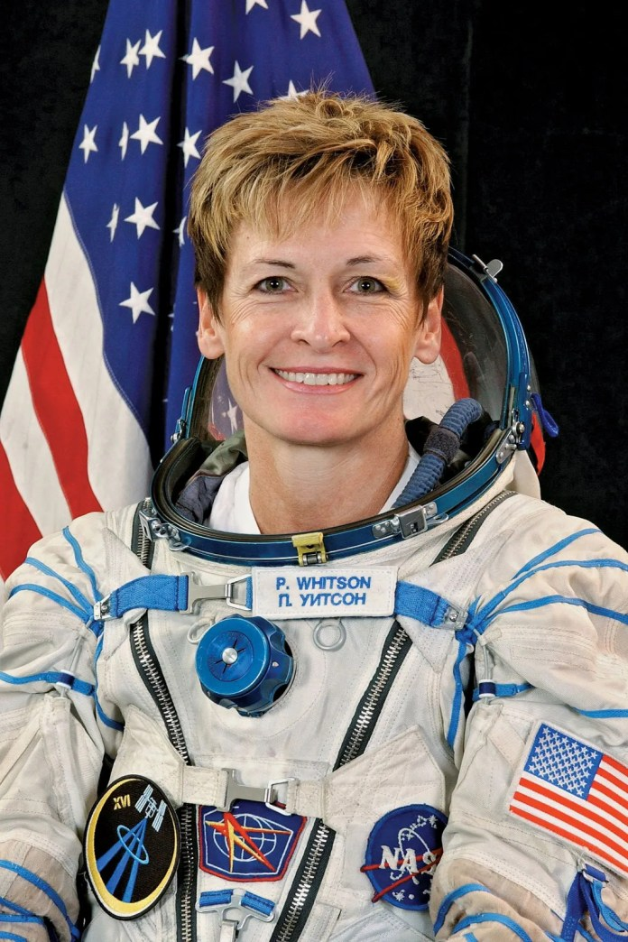 Peggy Whitson | Space Missions, Records, Biography, & Facts | Britannica