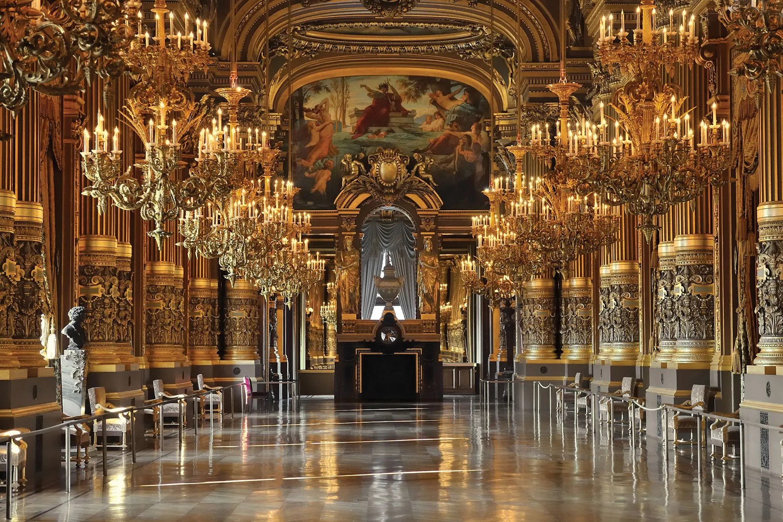 Image result for the paris opera house
