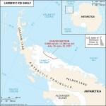 A Trillion Tonnes Of Antarctica Fell Into The Sea Britannica