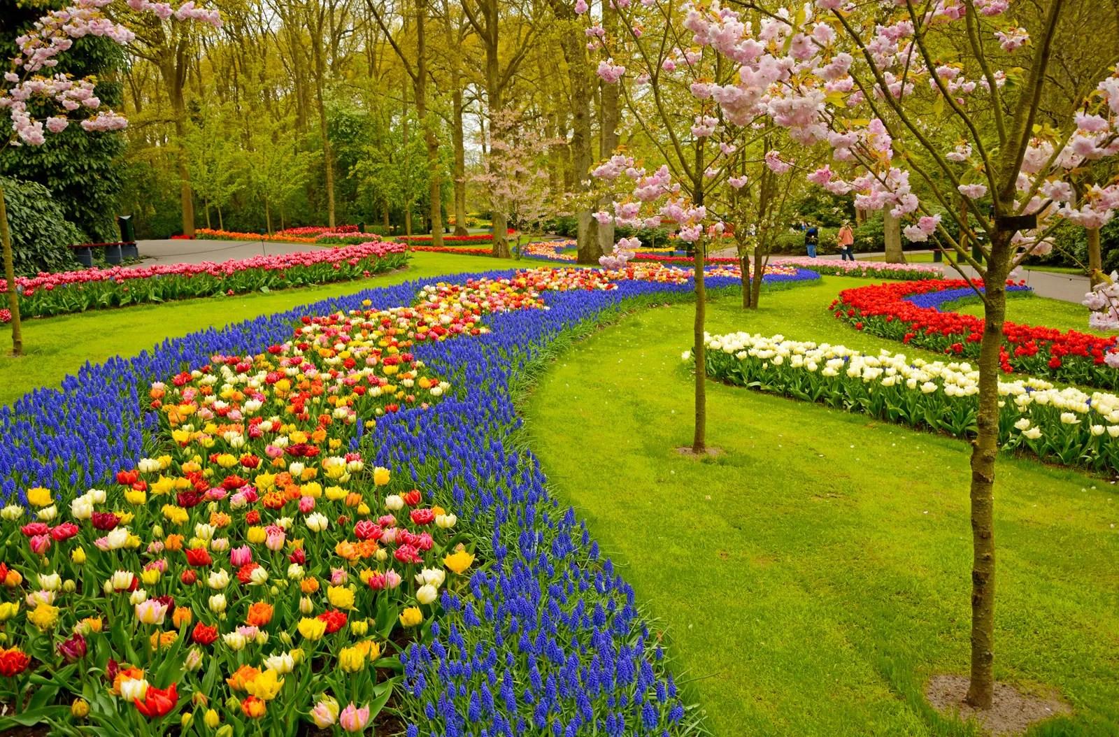Gardening Types Of Gardens Britannica
