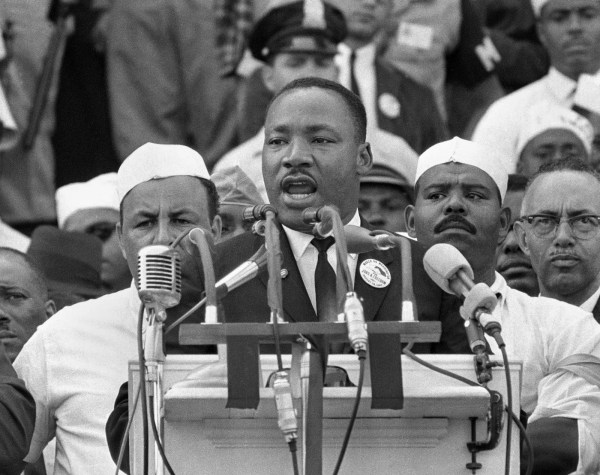 martin luther king i have a dream # 4