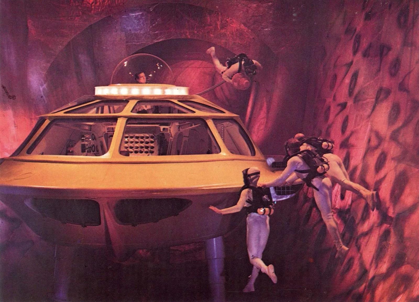 Fantastic Voyage   film by Fleischer [1966]   Britannica