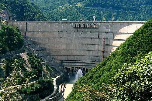 Inguri Dam | dam, Georgia | Britannica.com