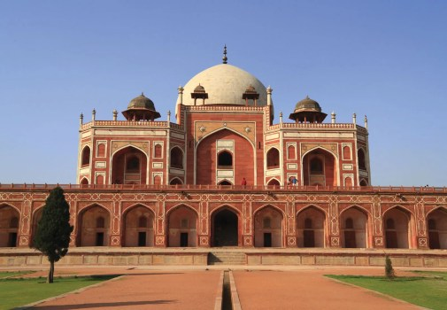 Image result for Humayun's Tomb, Delhi