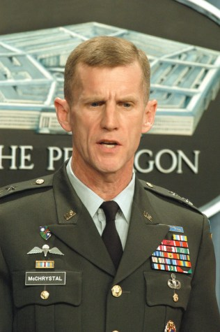 Stanley McChrystal | Biography & Facts | Britannica