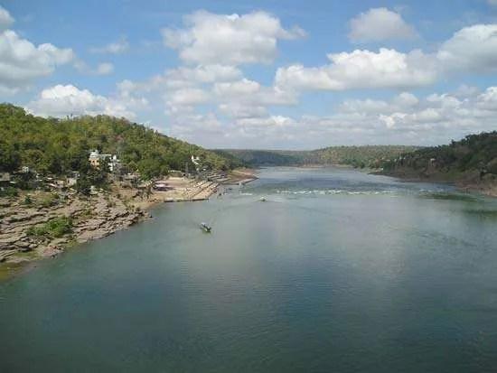 Narmada River river India Britannicacom