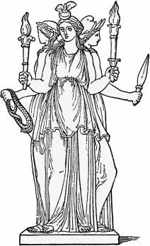 Image result for hecate greek