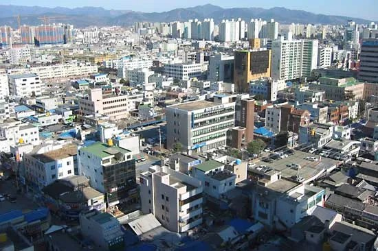 Taegu | History, Geography, & Points of Interest ...