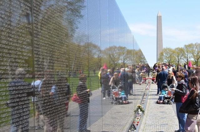Vietnam Veterans Memorial | Facts, Designer, & Controversy | Britannica