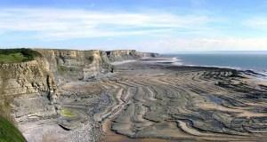 Wavecut platform | coastal feature | Britannica