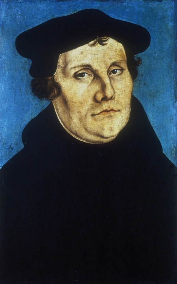 martin luther # 0