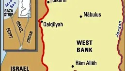 West Bank   History, Population, Map, Settlements, & Facts   Britannica