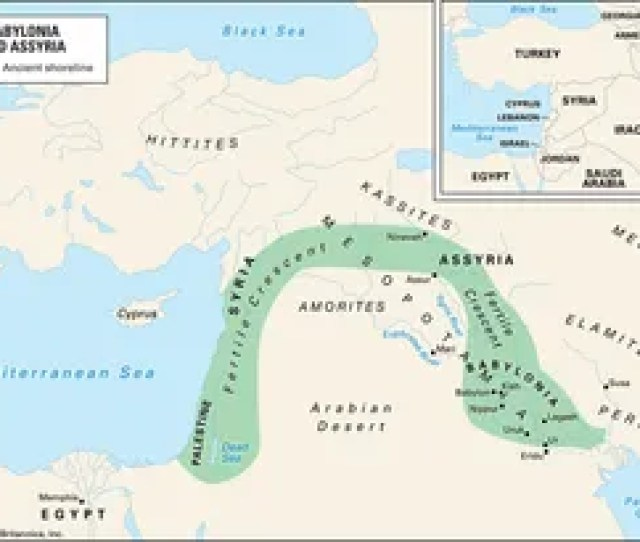 The Earliest Cities For Which There Exist Records Appeared Around The Mouths Of The Tigris And
