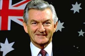 Image result for bob hawke prime minister 1983