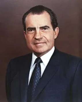 Image result for Pres. Nixon