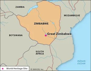 Great Zimbabwe | History, Significance, Culture, & Facts ...