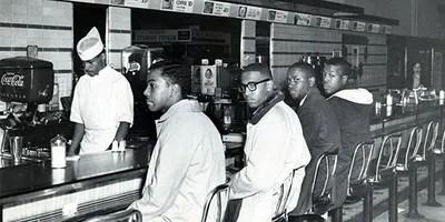 civil rights movement: Greensboro sit-in