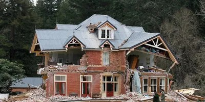 damage from the Christchurch earthquakes of 2010–11