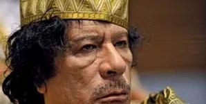 Muammar al-Qaddafi