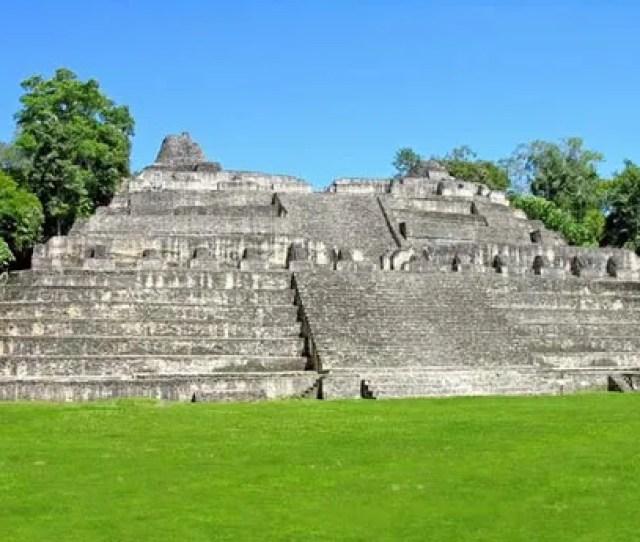 Caracol Belize Mayan Ruins