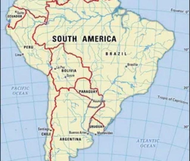 South America Encyclopaedia Britannica Inc