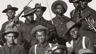 Image result for buffalo soldiers