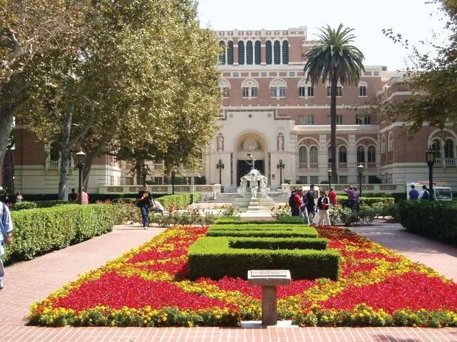 University of Southern California sebagai kampus terbaik kedua untuk S2 Komunikasi