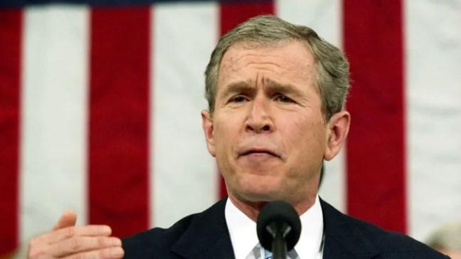 George W. Bush: 2002 State of the Union address