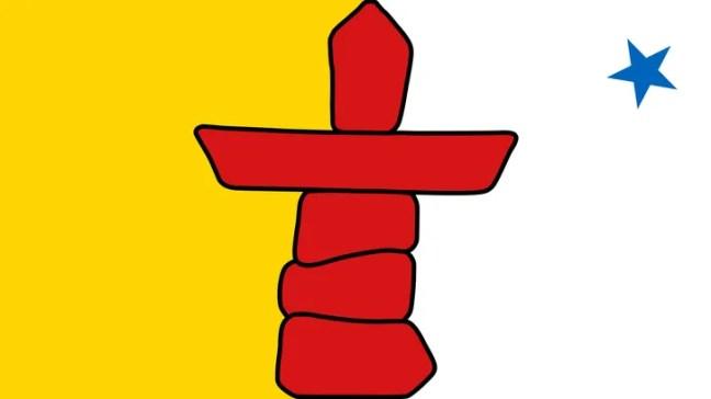 Nunavut: flag