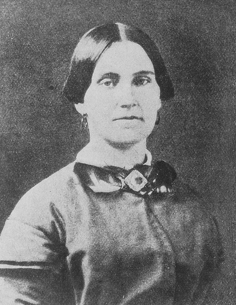 Mary Eugenia Jenkins Surratt.