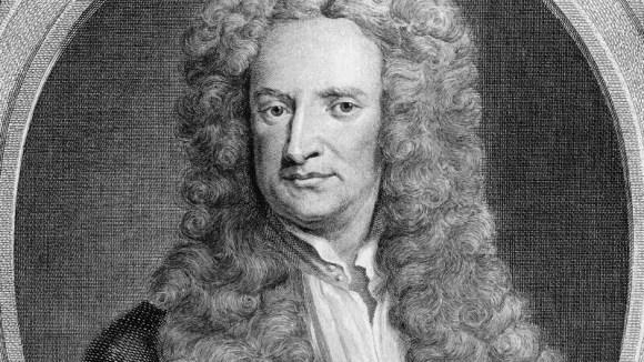Issac Newton - Quarantine