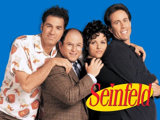 Seinfeld - best sitcoms of all time