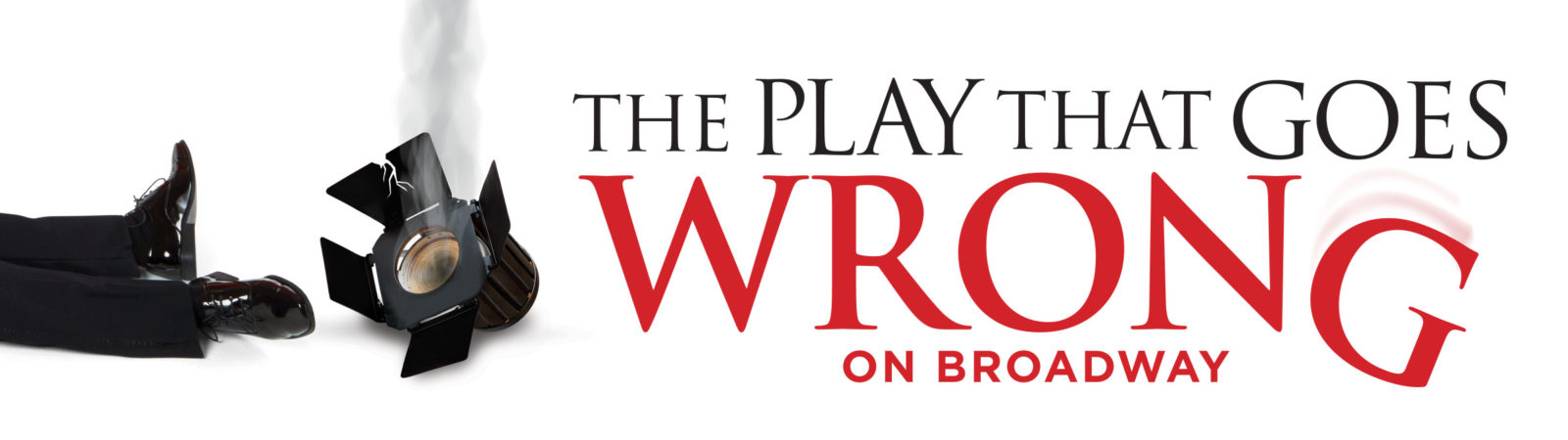 The Play That Goes Wrong Broadway Direct