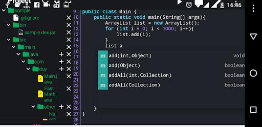 Download Java N-IDE - Android Builder - Java SE Compiler ...
