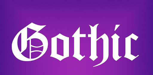 Download Gothic Fonts for FlipFont Free APK Download For Free