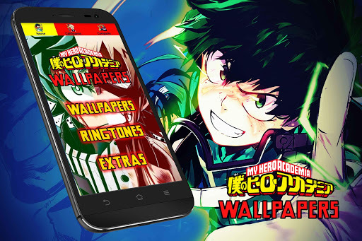 Overall rating of my hero academia wallpaper is 1,0. My Hero Academia Wallpapers HD APK Download For Free