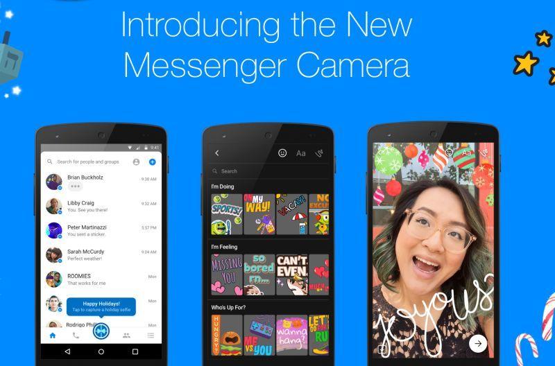 Facebook Messenger Kamera Zugriff