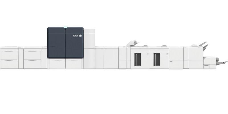 Xerox Iridesse Production Press, InterTech Technology
